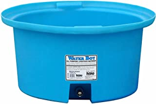Behlen Country PR3016 Water Boy Tank with GTV Valve, 30-Inch Diameter by 15-Inch Deep