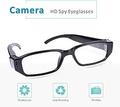 Hidden Camera Sport Video Glasses Action Video Cameras Portable Loop Video Recorder