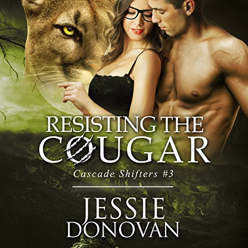 Resisting the Cougar audiobook cover art