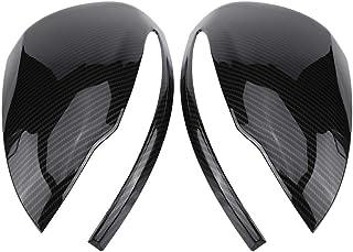 DEWIN Radzierblende Lenkrad Zierleisten Lenkradbezug Trim Rahmen for F20 F22 F30 F32 F10 F06 F15 F16 Carbon Fiber