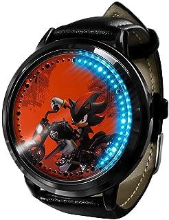 Sonic The Hedgehog Horloge LED Touchscreen Waterdicht Digitaal Licht Klok Polshorloge Unisex Cosplay Gift Nieuwe horloges ...