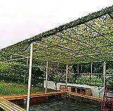 Red De Camuflaje Verde Toldo Red De Sombreado Red De Protección Solar Decoración De Jardín Planta De Protección Privacidad Red De Protección Solar Lona De Balcón Terraza Red De Protección(Size:7x7m)