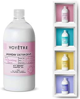 Voyetre Detergente Líquido concentrado para lavadora – Natural, vegano, fórmula biodegradable [1L – 28 lavados] (Enchantin...