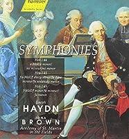 Symphonies 44 45 & 49 by Haydn (2001-02-13)