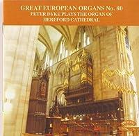 Great European Organs No 80