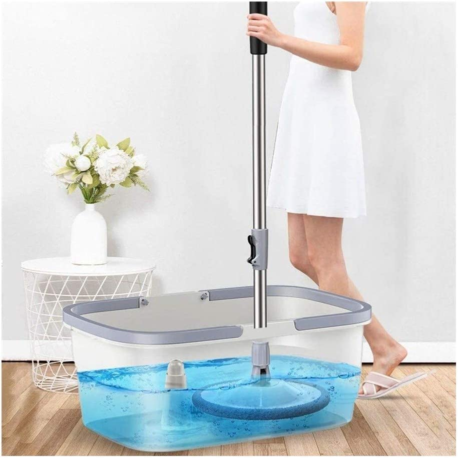 XGSD Microfiber Spining Max At the price 78% OFF Spin Mop 360 Floor Washable Deg Easy