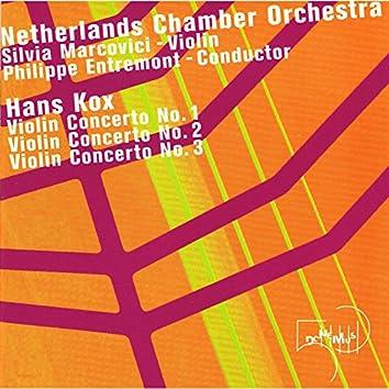 Violin Concertos 1-3