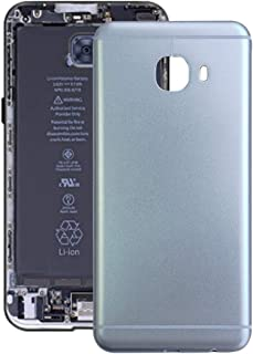 Battery cover JRC Back Cover for Galaxy C5(Grey) Mobile phone accessories (Color : Grey)