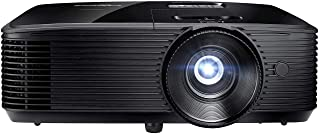 Optoma W400LVe WXGA Professional Projector   4000 Lumens for Lights-on Viewing   Presentations in Classrooms & Meeting Roo...