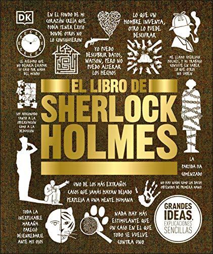 El Libro De Sherlock Holmes: Big Ideas Simply Explained