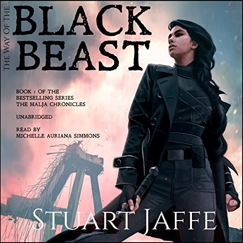 The Way of the Black Beast audiobook cover art