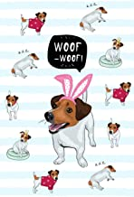 Jack Russell Terrier Notebook: Blank Lined Journal, Softcover (6x9 inches) with 120 Pages