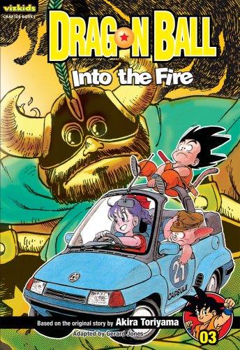 Dragon Ball: Chapter Book, Vol. 3: …