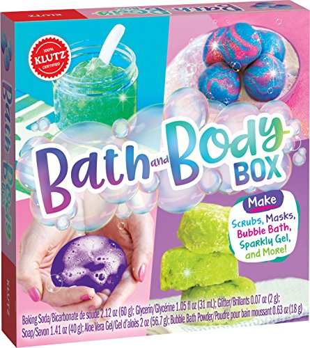 Klutz Bath and Body Activity Kit