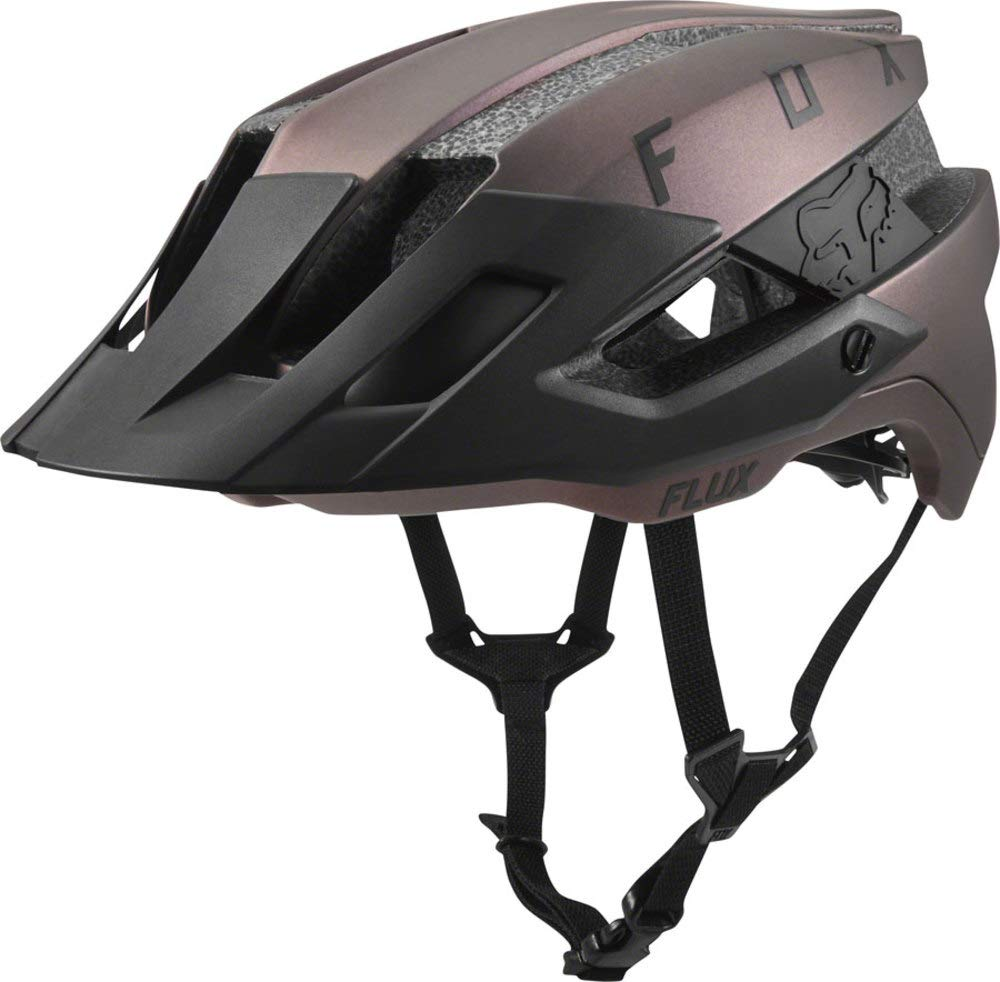 Fox Helmet Solid Black Iridescent