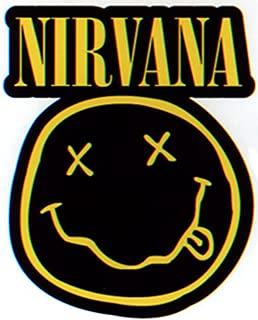Best nirvana bumper sticker Reviews