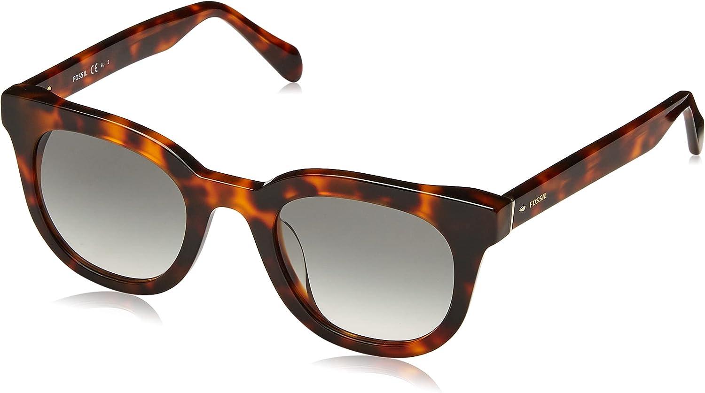 Max 80% OFF Sunglasses Fossil 2097 S 0086 Green Sales for sale Dark 9k Havana Shaded