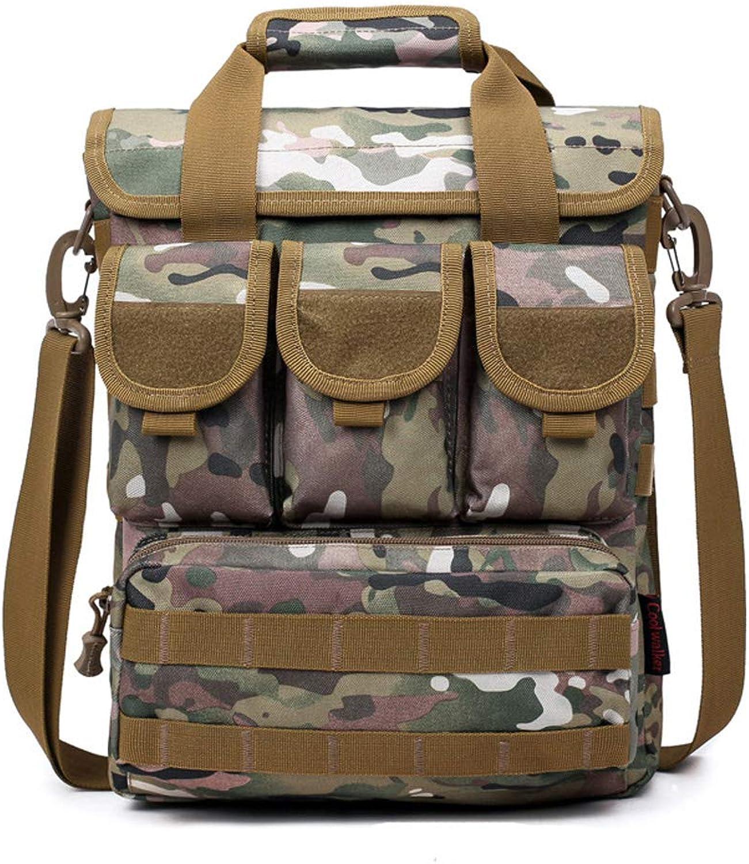 MALPYQ Herren-Schultertasche, Schulter-Slung-Brustbeutel Outdoor-Freizeittasche Multi-Farbe optional