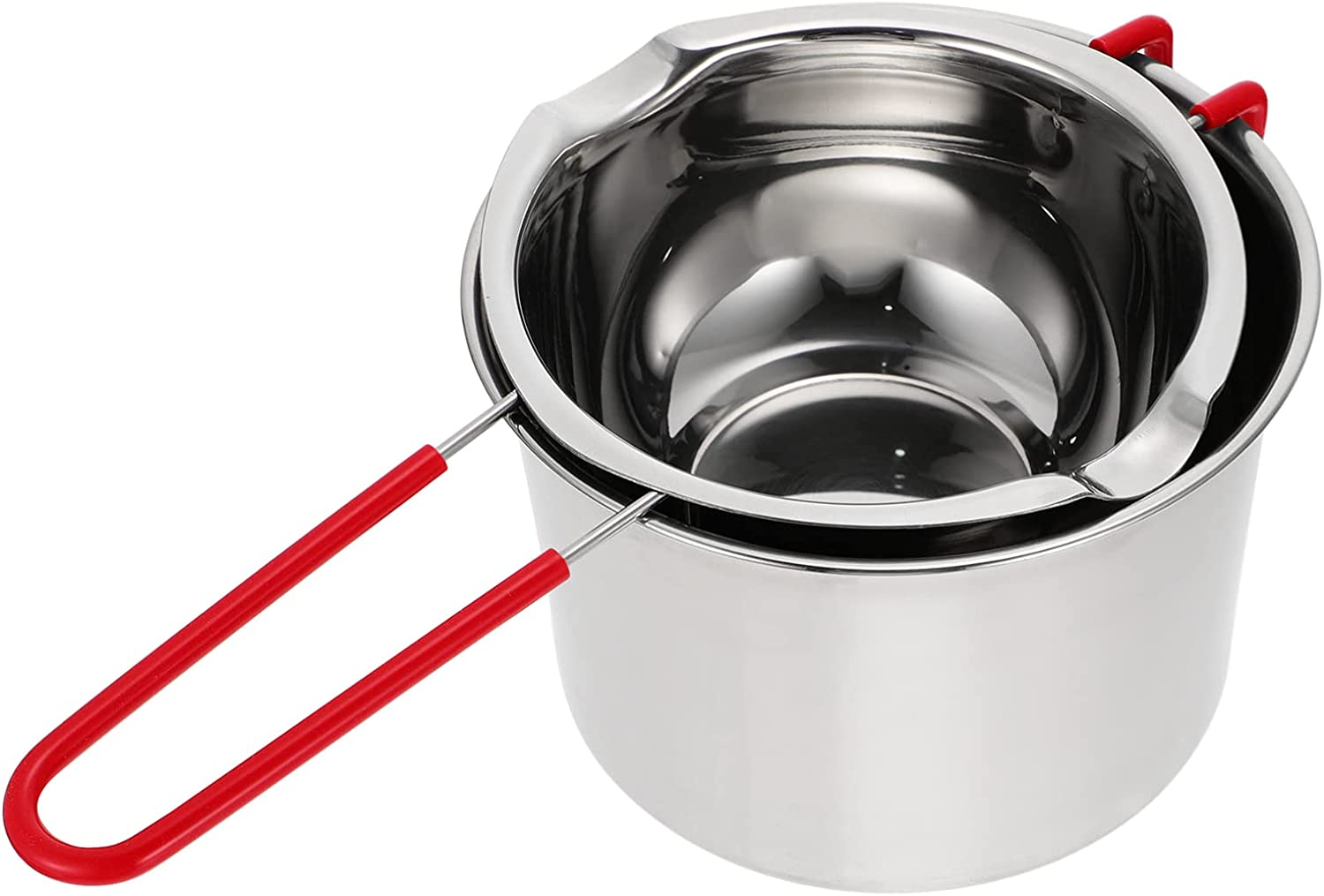 DOITOOL 600ml Melting Super beauty product restock quality top Pot Stainless Boiler Store Steel Double with
