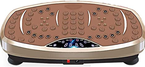 Oscillating Vibration Plate Slimming Machine Shiatsu Magneto Massage with Remote Control and HD Display 120 Levels kyman