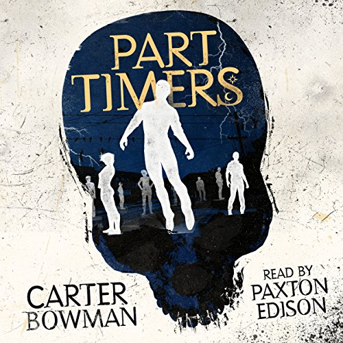 Part-Timers audiobook cover art