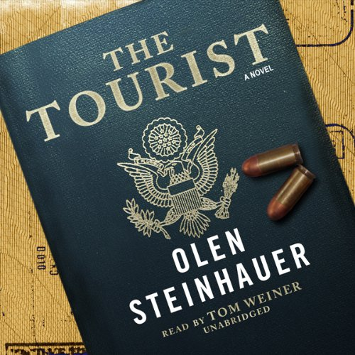 The Tourist Audiobook By Olen Steinhauer cover art