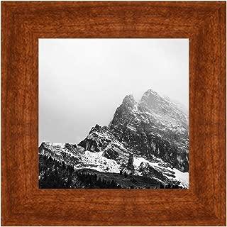 Premium 6 x 6 Russet Wood Frame (Derby)
