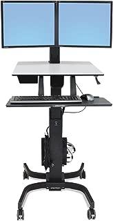 Ergotron WorkFit-C Dual Sit-Stand Workstation (24-214-085)