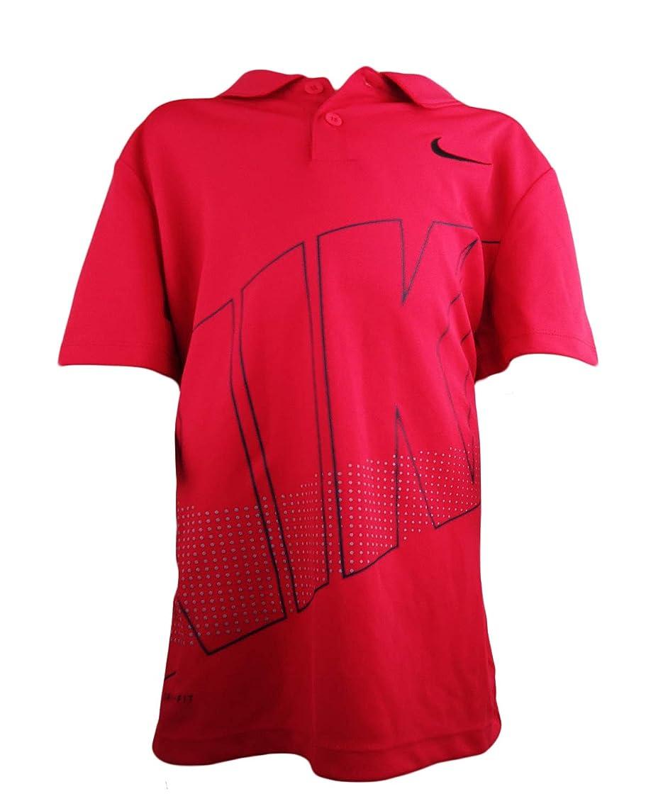 NIKE Active Graphics Boys' Jersey T-Shirt Top
