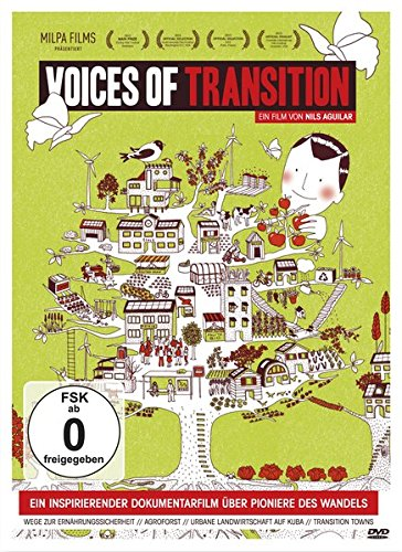 Voices of Transition, DVD
