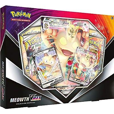 Pokemon - Caja MEOWTH (COLECCIÓN ESPECIAL) de pokemon usa, inc