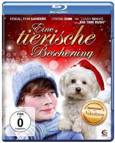 Eine tierische Bescherung / My Dog's Christmas Miracle ( ) (Blu-Ray)