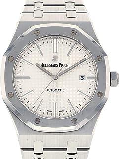オ-デマ・ピゲ AUDEMARS PIGUET ロイヤルオ-ク 15400ST.OO.1220ST.02 中古 腕時計 メンズ (W182363)