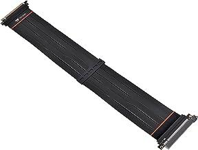 Thermaltake TT Premium PCI-E 4.0 High Speed Flexible Extender Riser Cable 600mm AC-059-CO1OTN-C1