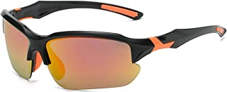 WG Polarized Sports Sunglasses for Men Women Cycling Driving Fishing Running Golf Outdoor UV 400 Protection