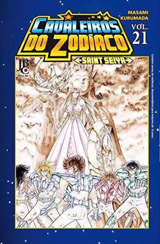 Cavaleiros do Zodíaco (Saint Seiya) - Volume 21