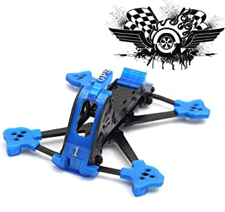 LEACO AcroF1 164mm 3inch TPU 3D Printing Parts Frame kit RC FPV Carbon Fiber Light Weight Racing Quadcopter Drone