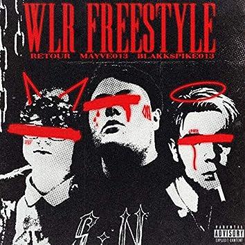 WLR FREESTYLE (feat. Blakkspike013 & RetouR)