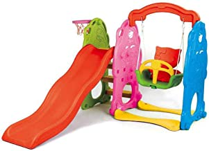 Best Toy Slide And Swing made in korea