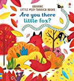 Are You There Little Fox? (Little Peep-Through Books)...