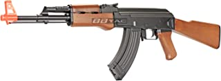 BBTac Airsoft Electric Gun AK BT-022 Fully Automatic Rifle, Great for Starter, with Semi & Safe Mode