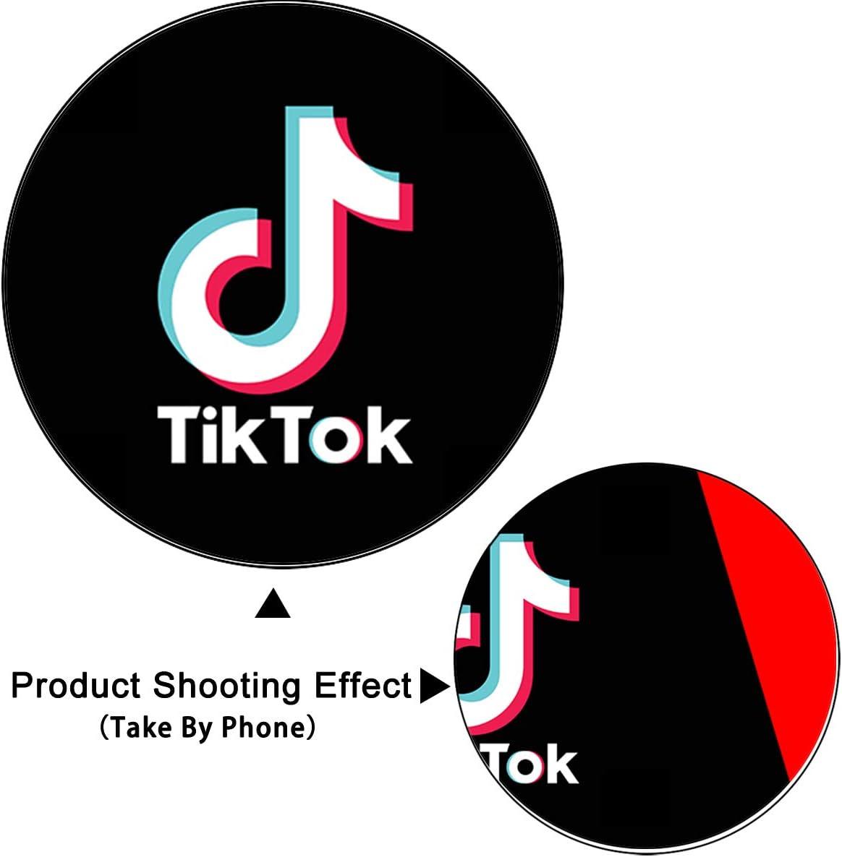 5x3ft,zk336 TCReal TIK TOK Birthday Photography Backdrops Photography Studio Decoration Girls Boys Music Theme Karaoke Party Background Banner Video Shooting Live Background