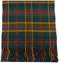 USA Kilts Irish County Monaghan Wool Tartan Plaid Scarf Made in Scotland