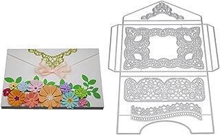 MeterMall Household New 2018 Gift Box Greeting Card Decoration Metal Cutting Dies Embossing Die Cuts Scrapbooking Dies Metal Cut DIY Decoration