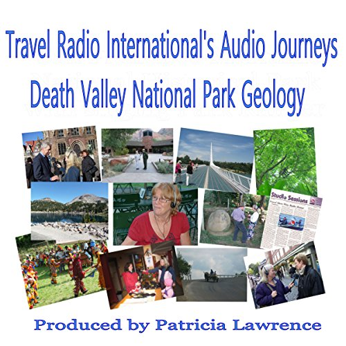 Death Valley National Park, California audiobook cover art