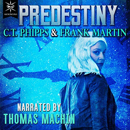 Predestiny Audiobook By C. T. Phipps, Frank Martin cover art