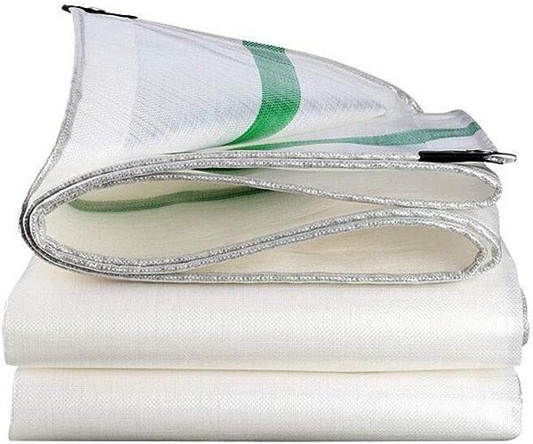 CJC Voiles d'ombrage Bache Imperméable Poids Léger Baches Feuille De Couverture du Sol Tente De Camping Prougeection Solaire (Couleur   Stripe, Taille   3x5m)