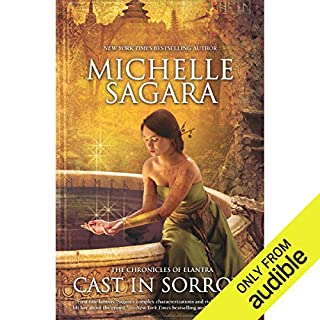 Cast in Sorrow     The Chronicles of Elantra, Book 9              By:                                                                                                                                 Michelle Sagara                               Narrated by:                                                                                                                                 Khristine Hvam                      Length: 15 hrs and 1 min     805 ratings     Overall 4.6