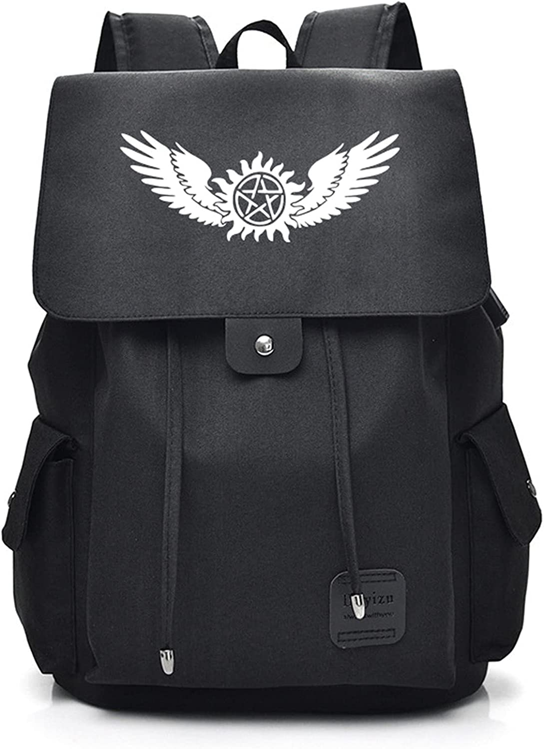 CZanLGD Supernatural Backpack Latest item with Port-Boys Charging USB Seattle Mall Girls