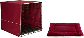 Pet Dreams Extra Large Classic Dog Crate Cover with XL Sleep-eez Bed